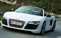 Audi R8 Spyder : le V8 rejoint la gamme