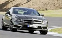 Mercedes CLS 63 AMG : un fauve à LA