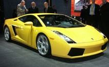 Lamborghini Gallardo : petite mais costaud !