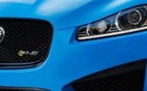 La Jaguar XFR-S en première mondiale au salon de Los Angeles