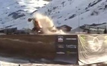 Record du monde... de tonneaux battu pour Guerlain Chicherit ! (vidéo)
