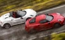 Detroit 2015: l'Alfa Romeo 4C Spider dans sa version définitive