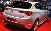 Restylage discret pour l'Alfa Romeo Giulietta