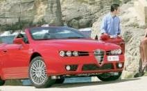 Alfa Romeo Spider (2006) : une belle italienne pour l'été