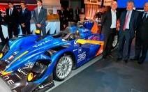 Le proto d'Alpine des 24 Heures du Mans