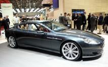 Aston Martin Rapide : le 4ème acte est une 4 portes, so sexy…