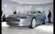 Aston Martin Rapide : 4 portes vers les sommets