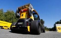 Au volant du Renault Twizy RSF1