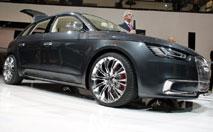 Audi A1 Sportback Concept : l'anti-Mini des Anneaux