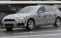 Spyshots: l'Audi A4 Avant aperçue pour la première fois