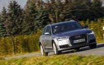 Essai nouvelle Audi A6 Avant: A fleuret moucheté