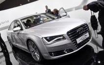 Audi A8 Hybrid : l'A8 à la diète