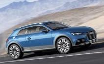 Audi Allroad Shooting Brake concept : le prochain TT entame les présentations