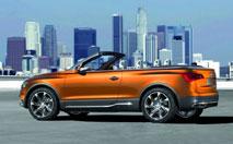 Audi Cross Cabriolet Quattro Concept : le géniteur