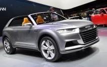 Audi Crosslane Concept : sur les traces de l'Evoque