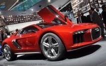 Nanuk quattro concept : le futur d'Audi