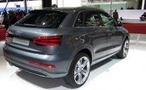 Audi Q3 : toutes les photos, toutes les infos