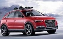 Audi Q3 Red Track : Ça farte !