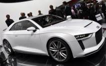 Audi Quattro Concept : Massive et bestiale