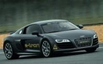 Audi R8 e-tron : en compétition en Autriche