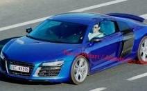Audi R8 restylée : nos images exclusives