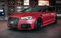 Audi RS3 ABT: 450 ch pour Essen