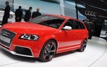 Audi RS3 Sportback : bouquet final