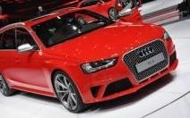 Audi RS4 2012 : Comme une horloge