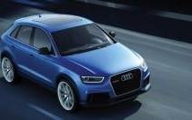Audi RS Q3 Concept : Pékin Express