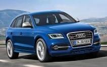 Audi SQ5 TDI : Mazout de course