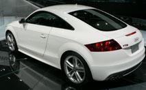 Audi TT-S : la sportivité en plus