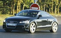 Audi TT-S : nos images exclusives