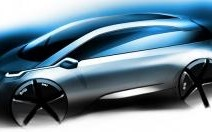 La BMW i5 aura plus de 300 km d'autonomie électrique