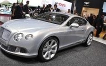 Bentley Continental GT : Hors du temps