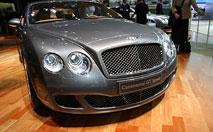 Bentley Continental GT et GT Speed : tout un programme