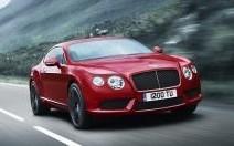 Bentley Continental GT V8 : Transplant cardiaque