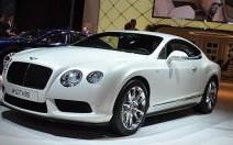 La Bentley Continental GT V8 S en vidéo