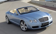 Bentley Continental GTC : avec un C comme convertible, of course !