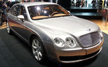 Bentley Flying Spur : une berline aux performances de GT
