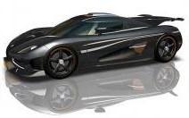 Koenigsegg One 1 : objectif 450 km/h