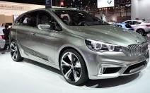 BMW Concept Active Tourer : le monospace compact selon BMW