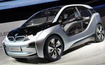 BMW i3 Concept : Double bind !