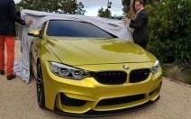 BMW M4 Coupé concept : la M nouvelle génération