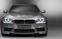 BMW M5 Concept : tradition respectée