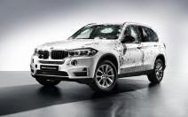 BMW X5 Security Plus : à l'épreuve des balles !