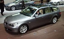BMW Série 5 Touring : dans la continuité