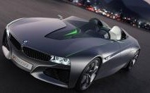 BMW : premières images du concept Vision ConnectedDrive