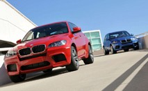 BMW X5 et X6 M : duo de choc