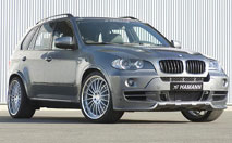 BMW X5 : Hamann met son grain de sel