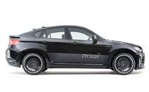 BMW X6 Hamann Tycoon : l'allemand prend du volume